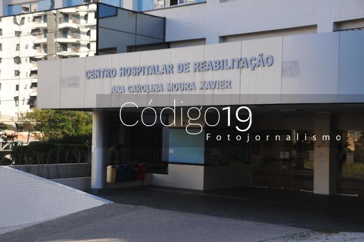 Curitiba (PR), 30/03/2020 - Covid-19-Curitiba - O Parana passou a contar com um hospital completamente voltado para o tratamento do coronavirus. Por determinacao da Secretaria de Estado da Saude, o Centro Hospitalar de Reabilitacao do Parana, em Curitiba, funcionara a partir desta segunda-feira (30) exclusivamente para o combate a Covid-19. (Foto: Ernani Ogata/Codigo 19/Codigo 19)