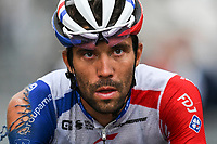 29th August 2020, Nice, France;  PINOT Thibaut (FRA) of GROUPAMA - FDJ during stage 1 of the 107th edition of the 2020 Tour de France cycling race, a stage of 156 kms with start in Nice Moyen Pays and finish in Nice
