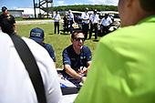 Pirelli World Challenge<br /> Grand Prix of Road America<br /> Road America, Elkhart Lake, WI USA<br /> Saturday 24 June 2017<br /> Peter Kox, Ryan Eversley<br /> World Copyright: Richard Dole/LAT Images<br /> ref: Digital Image RD_USA_00194
