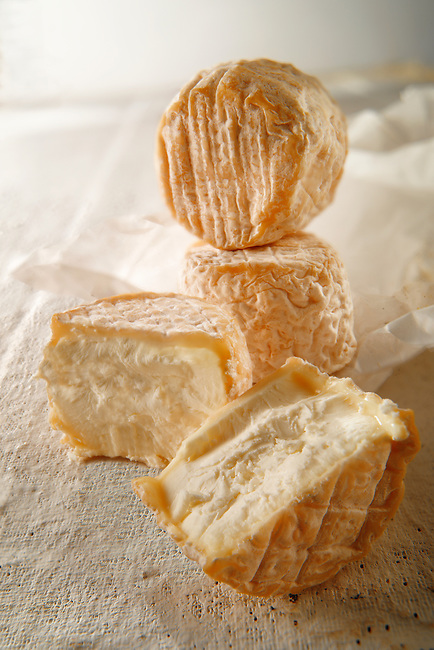 French Ghevre  traditional regonal goats Cheeses