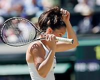 28-6-08, England, Wimbledon, Tennis, Jelena Jankovic