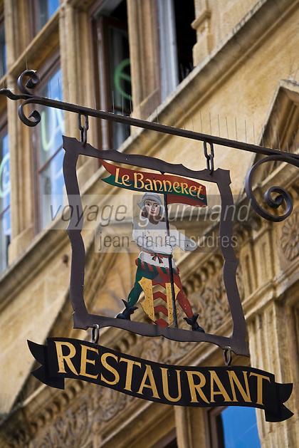 """Europe/Suisse/Jura Suisse/ Neuchatel:  Restaurant """"le Banneret"""" Rue Fleury"""
