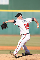 Craig Kimbrel - Peoria Saguaros, 2009 Arizona Fall League.Photo by:  Bill Mitchell/Four Seam Images..