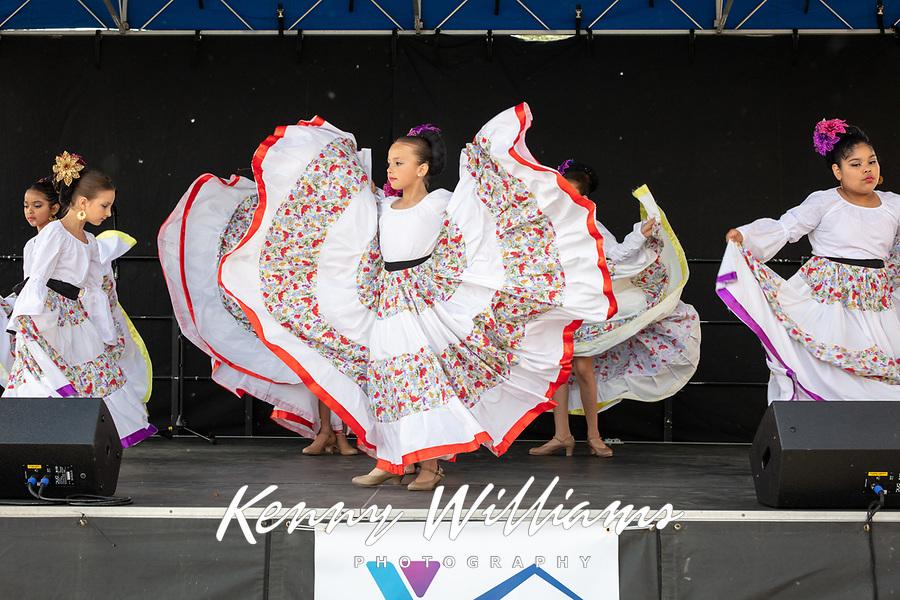 Kent International Festival, Kent, Washington, USA.