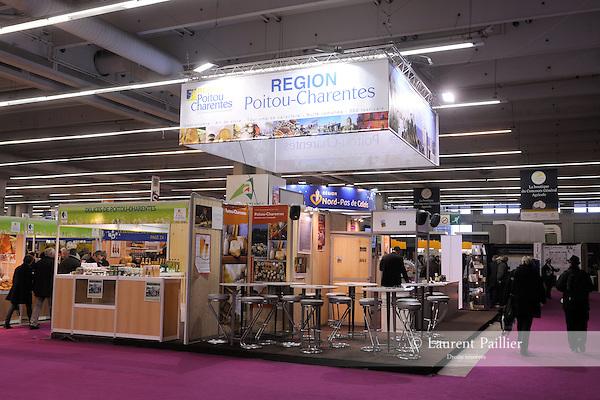 Salon de l'agriculture 2011..Lieu : Porte de Versailles..Ville : Paris..le : 27 02 2011..© Laurent PAILLIER / laurentpaillier.net