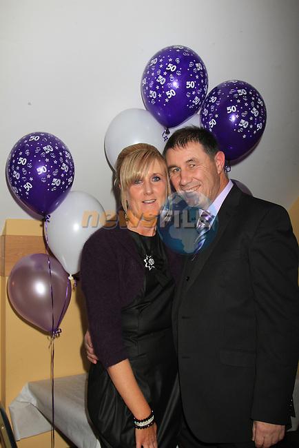Nora Tiernan 50th birthday in the Tatch..Picture Fran Caffrey/www.newsfile.ie.