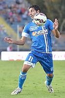 Daniele Croce Empoli <br /> Empoli 13-09-2014 Stadio Carlo Castellani, Football Calcio Serie A Empoli - AS Roma. Foto Andrea Staccioli / Insidefoto