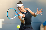 August 02, 2017: Garbine Muguruza (ESP) defeated Kayla Day (USA) 6-2, 6-0 at the Bank of the West Classic being played at the Taube Tennis Stadium in Stanford, California. ©Mal Taam/TennisClix/CSM