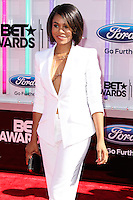 LOS ANGELES, CA, USA - JUNE 29: Actress Regina Hall arrives at the 2014 BET Awards held at Nokia Theatre L.A. Live on June 29, 2014 in Los Angeles, California, United States. (Photo by Xavier Collin/Celebrity Monitor)