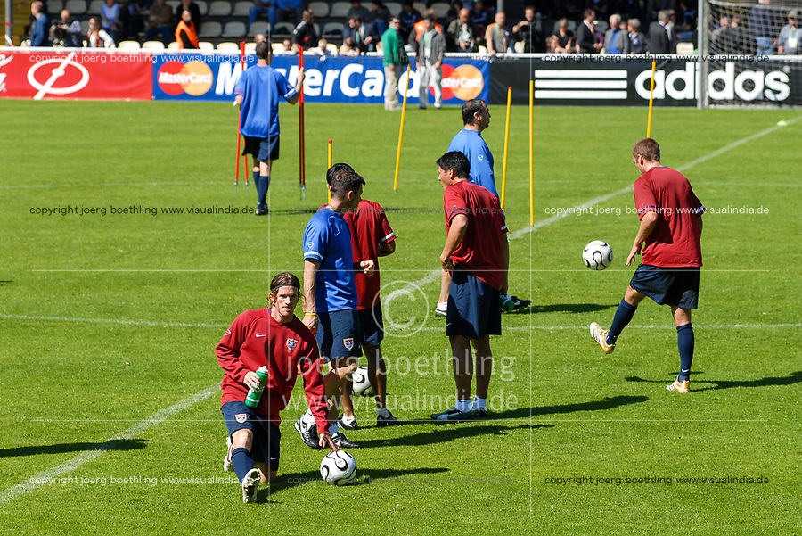 GERMANY, Hamburg, soccer friendship game Germany-USA