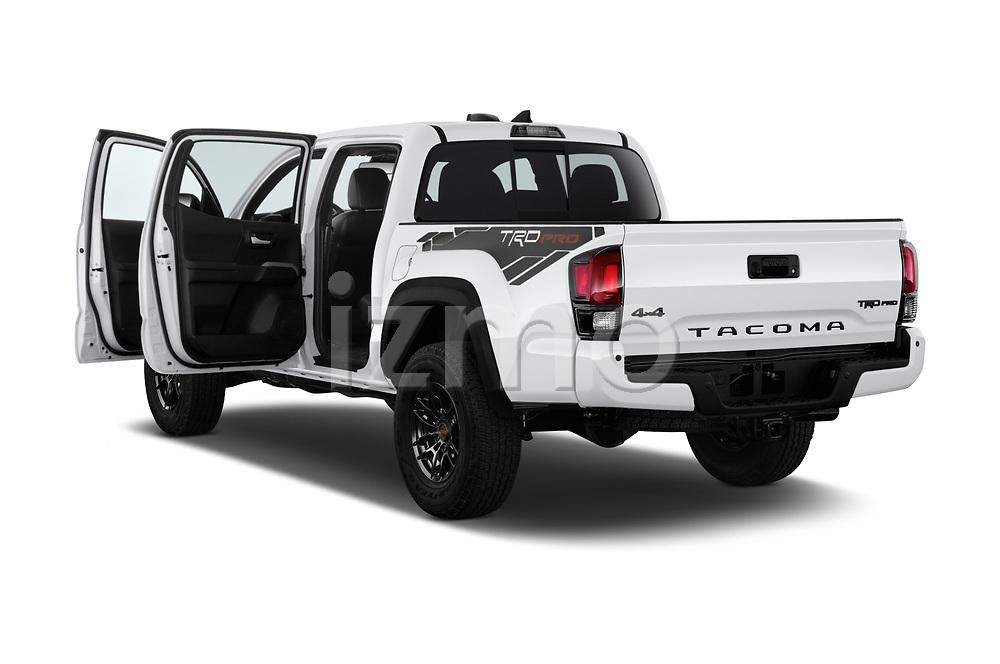 Car images of 2020 Toyota Tacoma TRD-Pro 4 Door Pick-up Doors