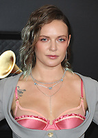 LOS ANGELES - JANUARY 26:  Tove Lo at the 62nd Annual Grammy Awards on January 26, 2020 in Los Angeles, California. (Photo by Xavier Collin/PictureGroup)