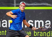 Rotterdam, Netherlands, August 22, 2017, Rotterdam Open, Sem Verbeek (NED)<br /> Photo: Tennisimages/Henk Koster