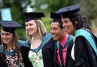 2016 07 05 University of Wales Trinity Saint David graduation, Carmarthen, UK