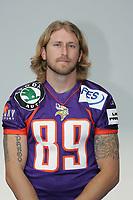 Wide Receiver Aaron Hosack (Frankfurt Galaxy)