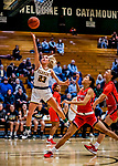 2020-02-19 NCAA: Stony Brook at Vermont Women's Basketball