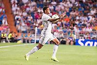 Real Madrid's player Danilo during the XXXVII Santiago Bernabeu Trophy in Madrid. August 16, Spain. 2016. (ALTERPHOTOS/BorjaB.Hojas) /NORTEPHOTO