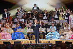 ANDRE RIEU and his JOHANN STRAUSS ORCHESTRA offer a concert at the WIZINK CENTER in Madrid<br /> November 13, 2019. <br /> (ALTERPHOTOS/David Jar)