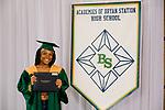 Clay, Natalia  received their diploma at Bryan Station High school on  Thursday June 4, 2020  in Lexington, Ky. Photo by Mark Mahan Mahan Multimedia