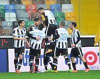 2016/02/28 Udinese vs Hellas Verona