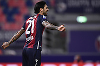 Roberto Soriano <br /> during the Serie A football match between Bologna FC and Parma Calcio 1913 at stadio Renato Dall Ara in Bologna (Italy), September 28th, 2020. Photo Image Sport / Insidefoto