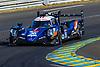 ALPINE A470 #36, Thomas LAURENT (FRA), Andre NEGRAO (BRA), Pierre RAGUES (FRA), 24 HEURES DU MANS 2020