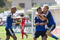 San Jose Earthquakes vs LA Galaxy, Sunday, September 14, 2014