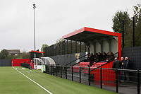 General view of the ground during Bowers & Pitsea vs Hornchurch, Emirates FA Cup Football at The Len Salmon Stadium on 2nd October 2021