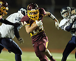 West Central at Harrisburg Football