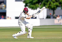 Rob Keogh hits out for Northants during Kent CCC vs Northamptonshire CCC, LV Insurance County Championship Group 3 Cricket at The Spitfire Ground on 3rd June 2021