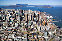 aerial photograph San Francisco, California
