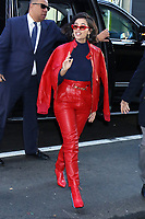 NEW YORK, NY- November 06: Naomi Scott  at Good Morning America promoting Charlie's Angels on November 06, 2019 in New York. City. Credit: RW/MediaPunch