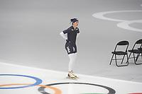 OLYMPIC GAMES: PYEONGCHANG: 17-02-2018, Gangneung Oval, Long Track, Training session, Brittany Bowe (USA), ©photo Martin de Jong