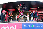 Peter Sagan (SVK) Bora-Hansgrohe retains the points Maglia Ciclamino at the end of Stage 20 of the 2021 Giro d'Italia, running 164km from Verbania to Valle Spluga-Alpe Motta, Italy. 29th May 2021.  <br /> Picture: LaPresse/Gian Mattia D'Alberto   Cyclefile<br /> <br /> All photos usage must carry mandatory copyright credit (© Cyclefile   LaPresse/Gian Mattia D'Alberto)