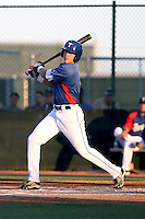 Jake Skole - AZL Rangers - 2010 Arizona League - Opening night game between the Mariners and Rangers at Surprise Recreational Complex - 06/21/2010. Photo by:  Bill Mitchell/Four Seam Images..