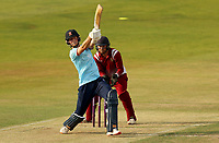 Ben Allison of Essex in batting action during Essex Eagles vs Cambridgeshire CCC, Domestic One-Day Cricket Match at The Cloudfm County Ground on 20th July 2021