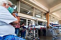 24/03/2021 - MOVIMENTAÇÃO NO HC DA UNICAMP