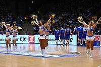 Fraport Skyliners Dance Team - 12.03.2017: Fraport Skyliners vs. Basketball Löwen Braunschweig, Fraport Arena Frankfurt