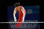 World Cup Birmingham 23.3.19 Mens Competition Wei Sun (CHN)