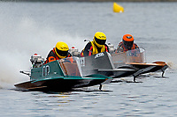 4-P, 1-Z, 1-V   (Outboard Hydroplanes)