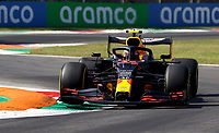 4th September 2020; Autodromo Nazionale Monza, Monza, Italy ; Formula 1 Grand Prix of Italy, free practise sessions;  23 Alexander Albon THA, Aston Martin Red Bull Racing