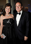 Elizabeth and Alan Stein at the Houston Symphony Opening Night Champagne at The Corinthian Saturday Sept. 12,2015.(Dave Rossman photo)