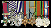 On target - medals of a 'master' World War Two observer and bomb aimer emerge for sale for £15k.