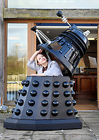 Rare original black Dalek that appeared in three episodes of Doctor Who is tipped to sell for £15k.