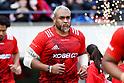 Japan Rugby Top League 2020: Kobe Steel Kobelco Steelers 57-0 Toshiba Brave Lupus
