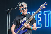 The Trevor Horn Band performing during Rewind South, The 80s Festival, at Temple Island Meadows, Henley-on-Thames, England on 20 August 2016. Photo by David Horn.