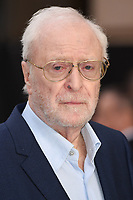 """Sir Michael Caine<br /> at the World Premiere of  """"King of Thieves"""", Vue Cinema Leicester Square, London<br /> <br /> ©Ash Knotek  D3429  12/09/2018"""
