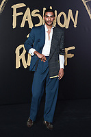 Rahi Chadda<br /> arriving for the Fashion for Relief show 2019 at the British Museum, London<br /> <br /> ©Ash Knotek  D3519  14/09/2019