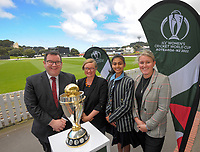 201119 Cricket - 2022 ICC Women's Cricket World Cup Venue Upgrades