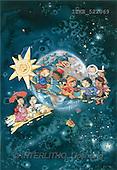 Isabella, CHRISTMAS CHILDREN, naive, paintings(ITKE522069,#XK#) Weihnachten, Navidad, illustrations, pinturas